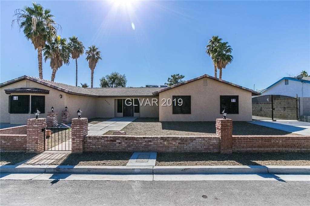 4525 St Louis Ave Las Vegas, NV 89104 | MLS 2069391 Photo 1