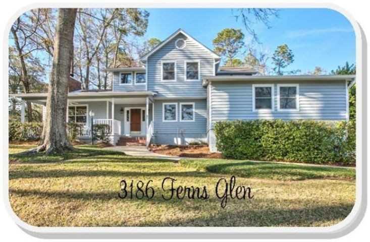 3186 Ferns Glen Drive Tallahassee, FL 32309 in Killearn Estates Photo 1