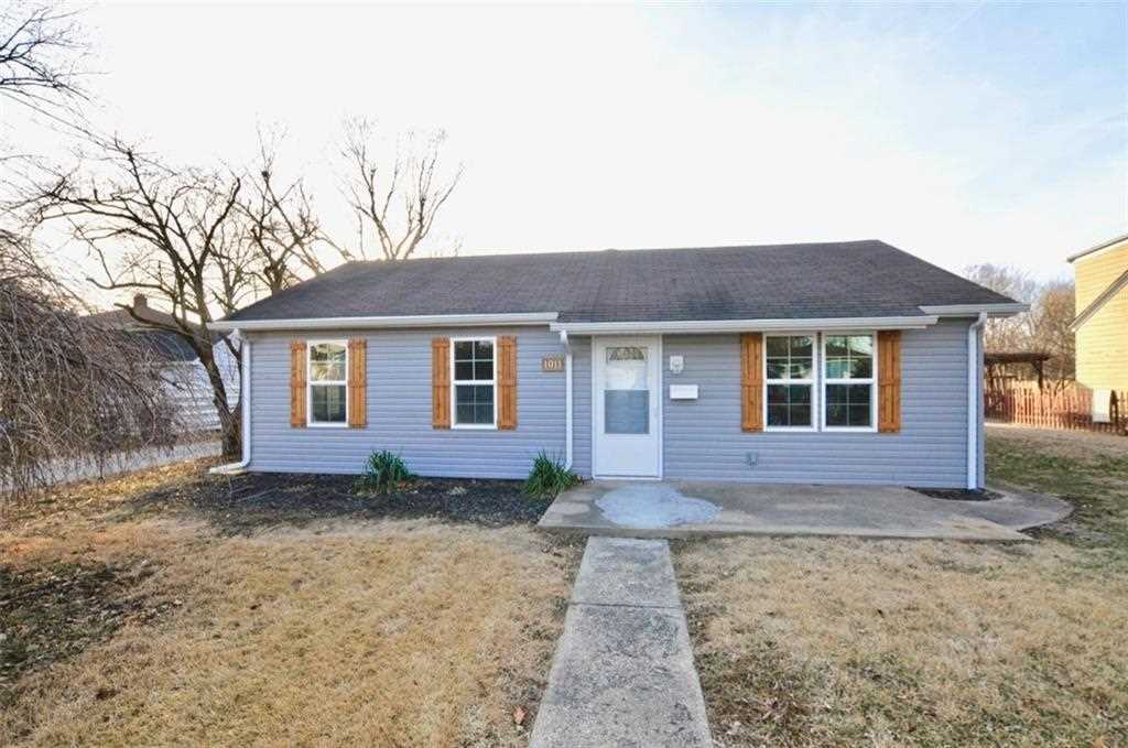 1011 S 23rd Street, Terre Haute, IN 47803   21618342 - Indy Home Pros Photo 1