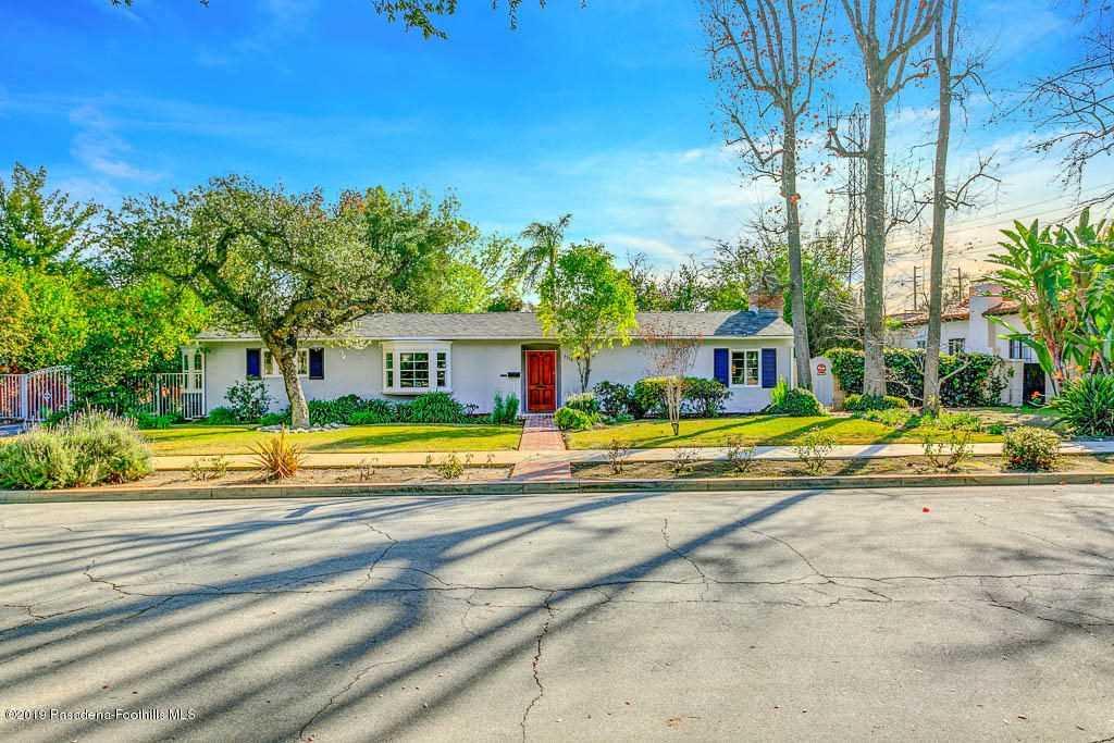 3316 Grayburn Road, Pasadena, CA 91107   MLS #819000637  Photo 1