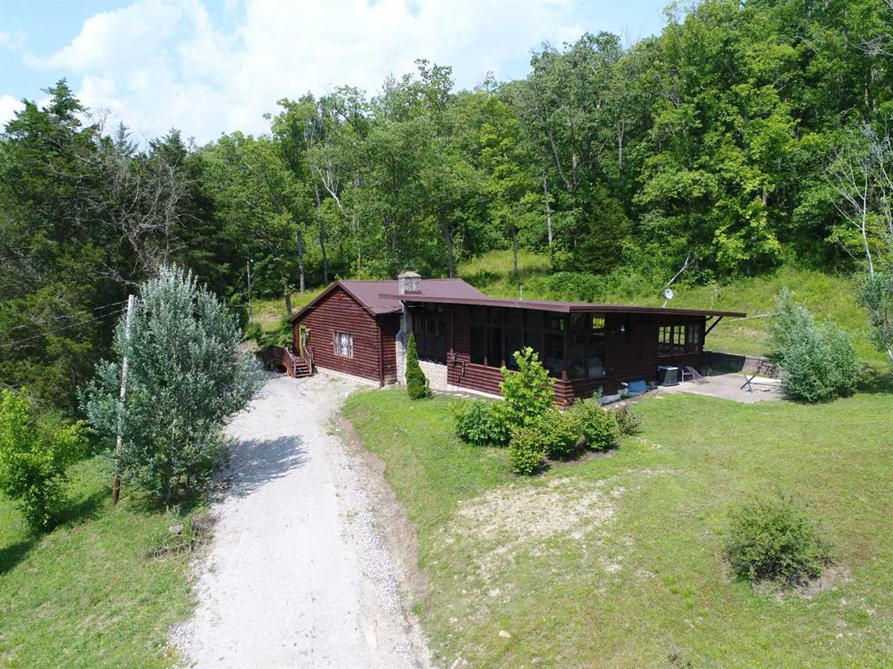 1080 Marble Furnace Road Bratton Twp, OH 45660   MLS 1609967 Photo 1