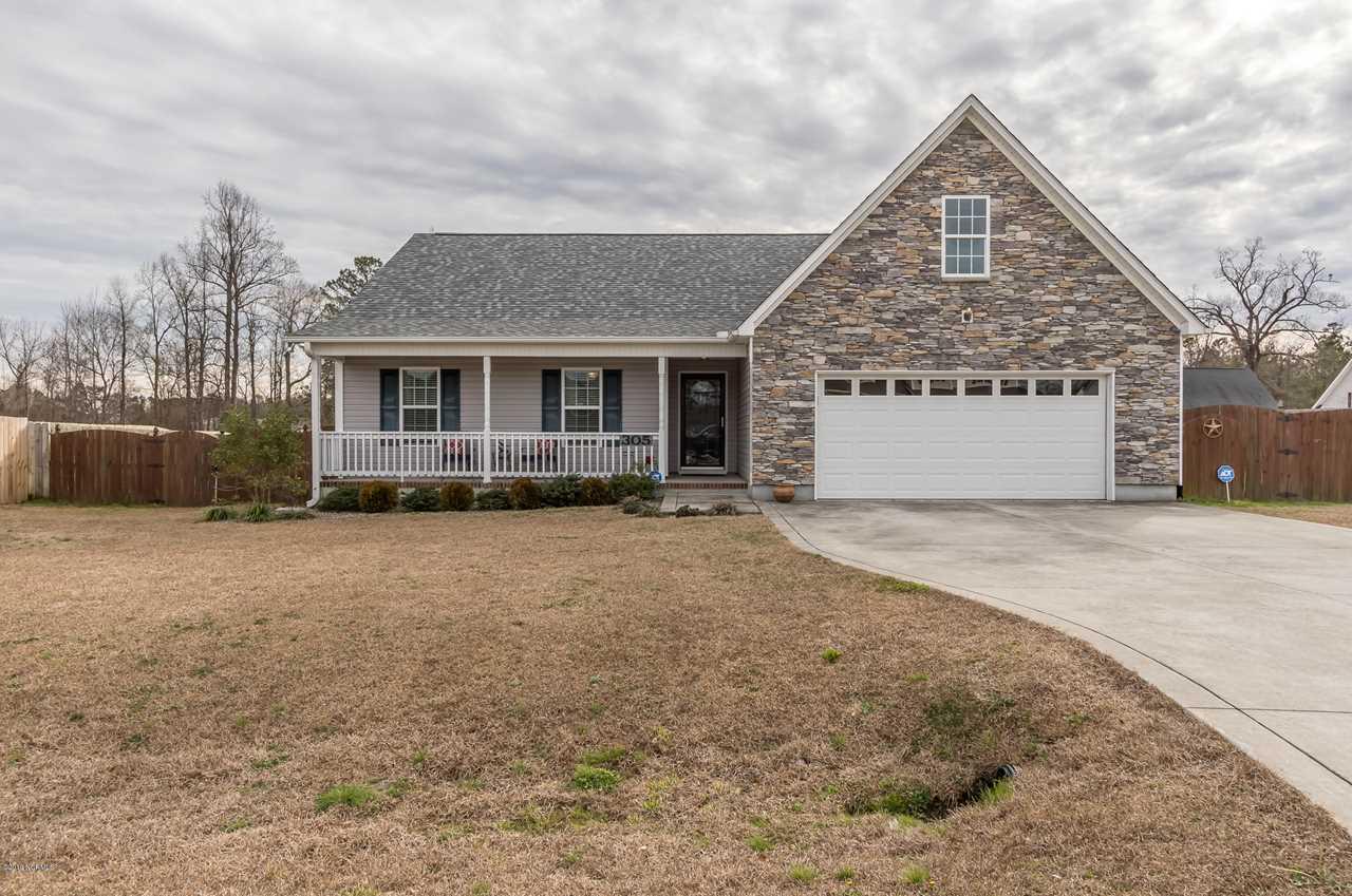 305 Forbes Lane Jacksonville, NC 28540 | MLS 100149999 Photo 1