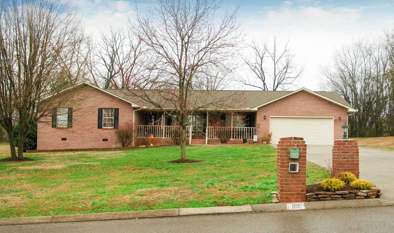 101 Amanda Dr Maryville TN 37801 in Bent Tree Subdivision | MLS 1069531 - GreatLifeRE.com Photo 1