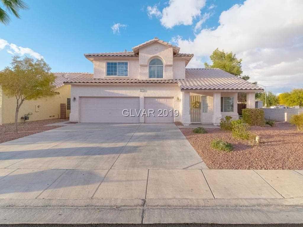 6372 Back Woods Rd Las Vegas, NV 89142 | MLS 2069682 Photo 1