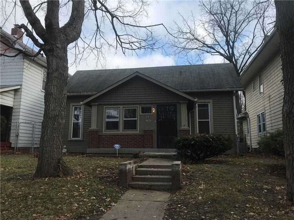 4061 Rookwood Avenue Indianapolis, IN 46208 | MLS 21615599 Photo 1