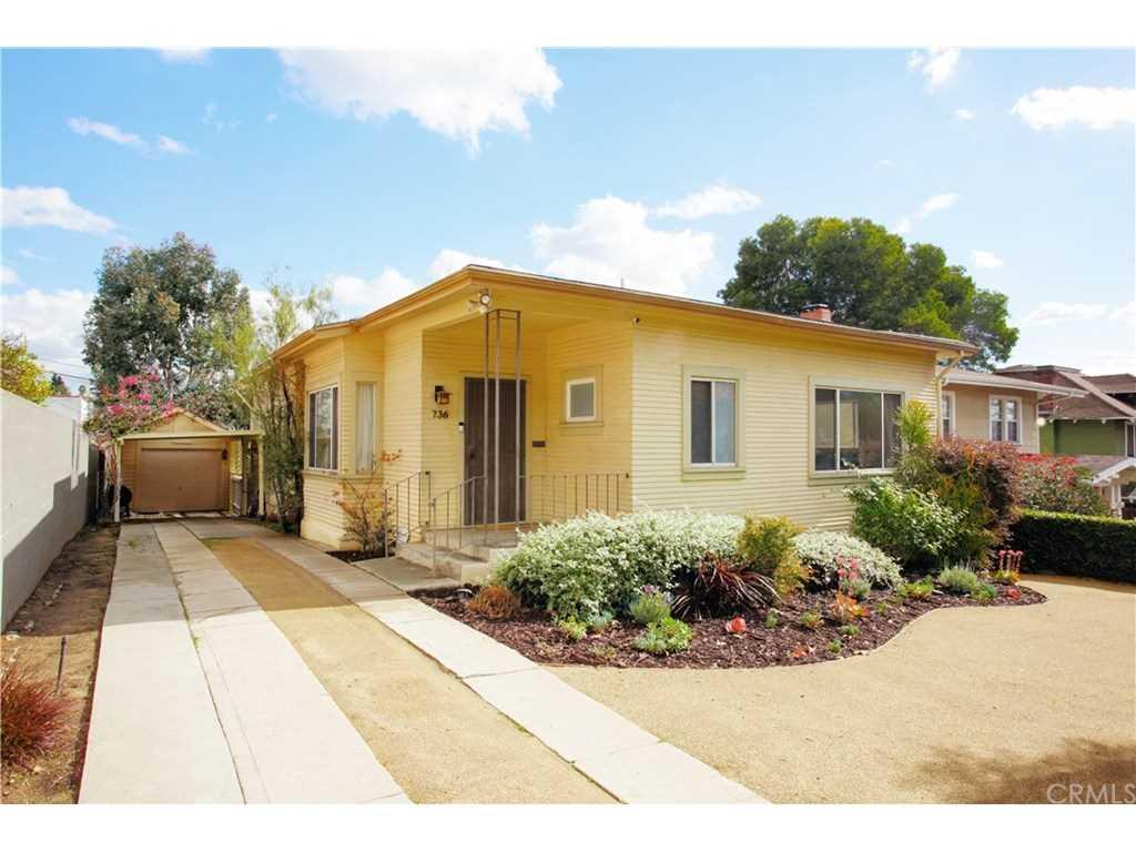 736 N La Fayette Park Place, Silver Lake, CA 90026   MLS #SB19031697  Photo 1