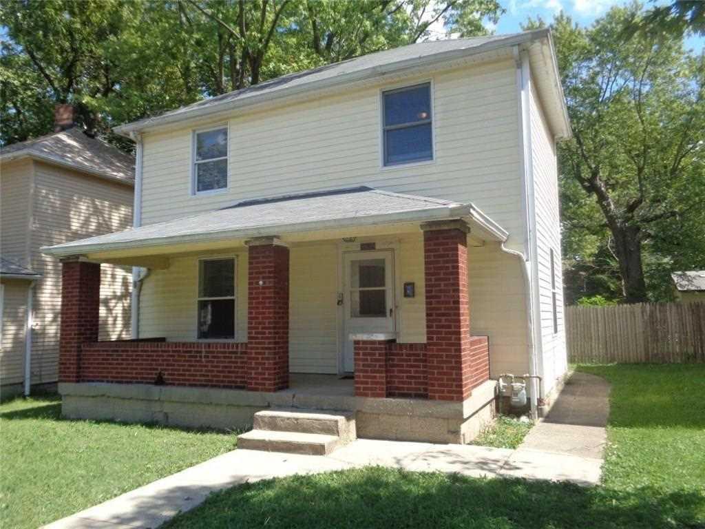 1305 N Tuxedo Street Indianapolis, IN 46201 | MLS 21618608 Photo 1