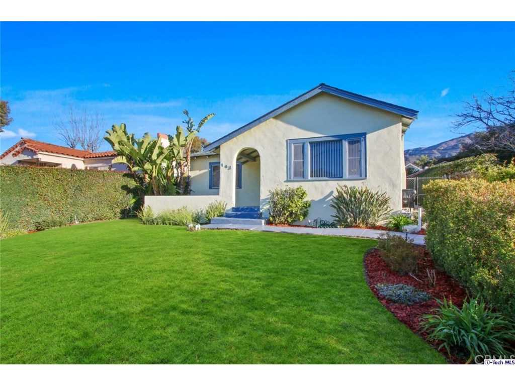 143 W Terrace Street Altadena, CA 91001   MLS 319000556 Photo 1