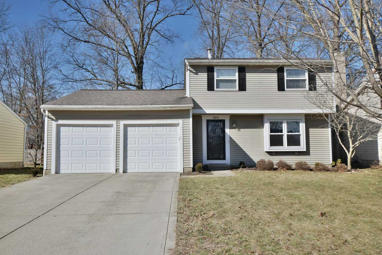 282 Saint Thomas Drive Westerville, OH 43081 | MLS 219003801 Photo 1