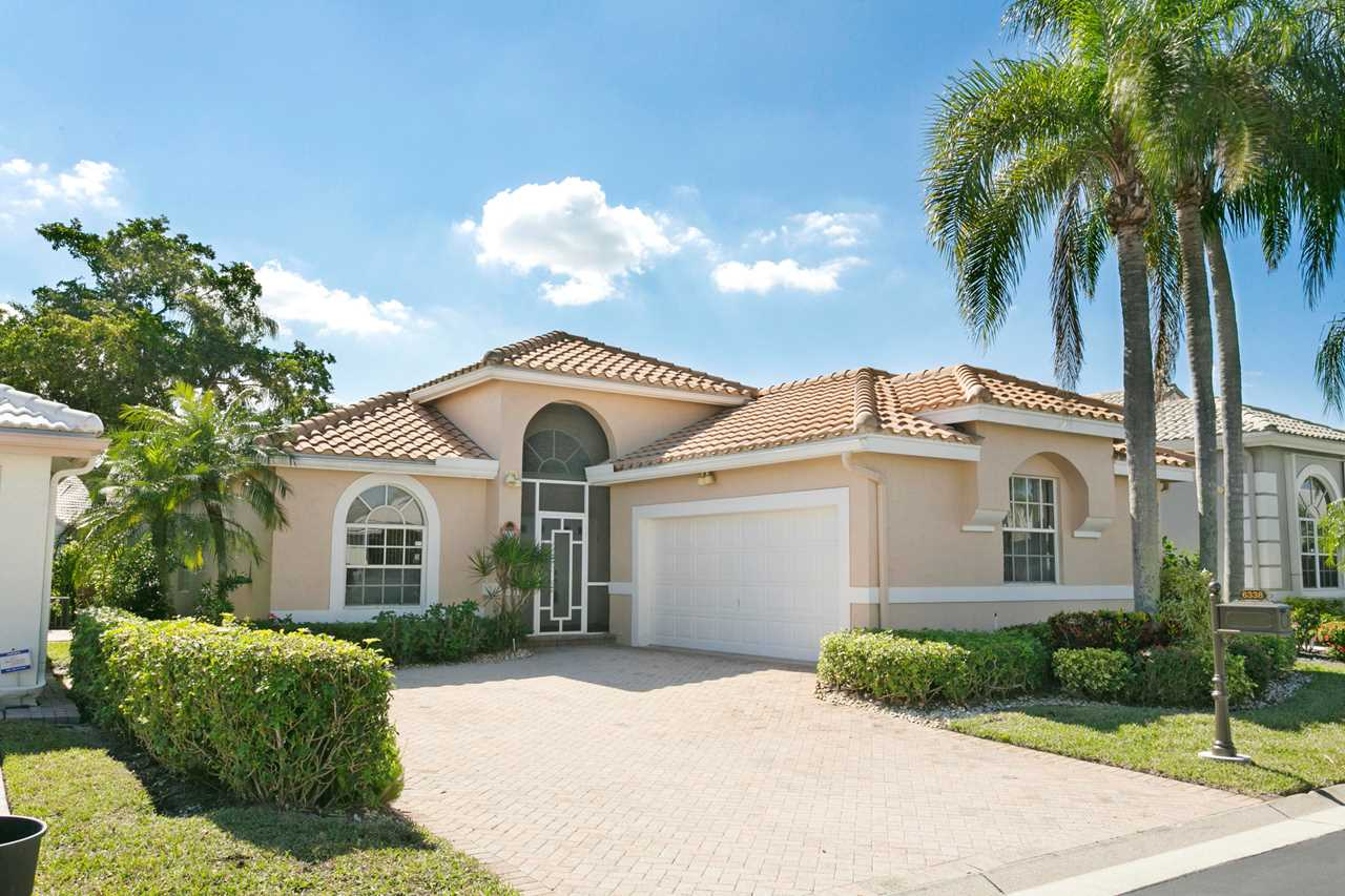 6338 Crystal View Lane Boynton Beach, FL 33437 | MLS RX-10502897 Photo 1