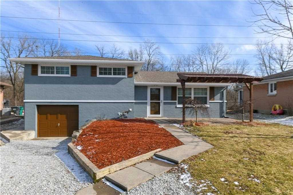 3016 W Hiland Drive, Indianapolis, IN 46268 | MLS #21618259 Photo 1