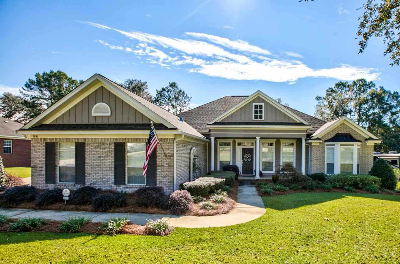 7095 Atascadero Lane Tallahassee, FL 32317 in Walden Place Addition Photo 1