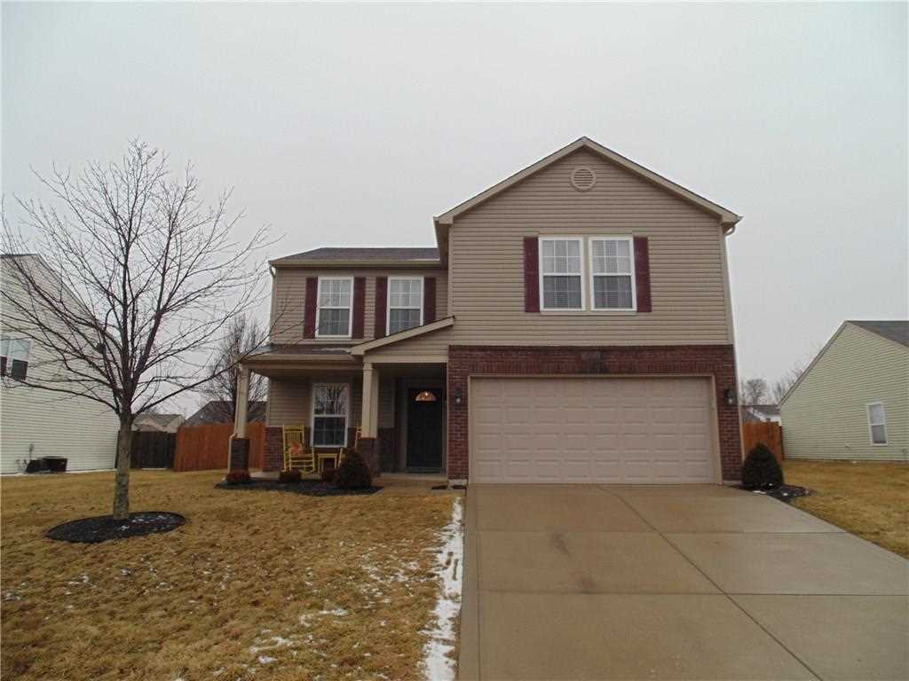 708 Driftwood Circle, Danville, IN 46122   MLS #21619878 Photo 1