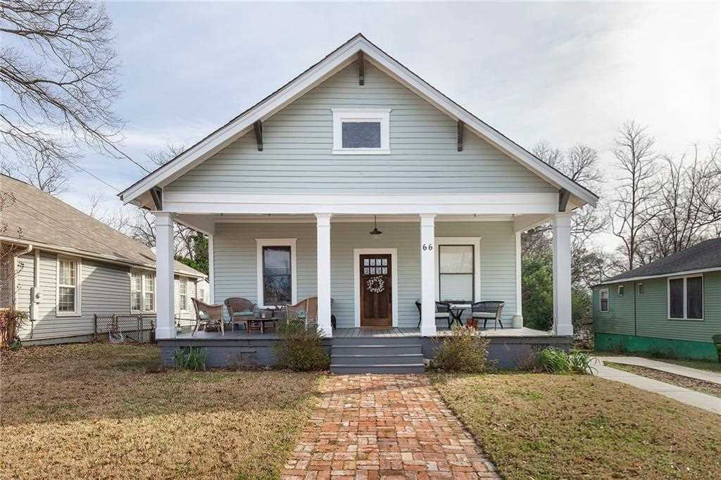 66 Douglas St SE is a homes for sale located in the Kirkwood community of Atlanta Photo 1