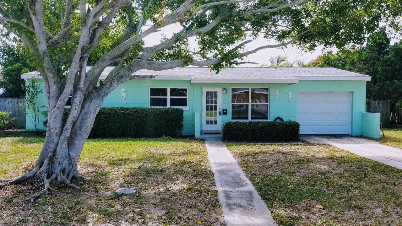 140 SE 2nd Street Satellite Beach, FL 32937 | MLS 836333 Photo 1