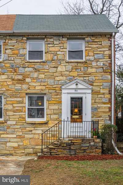 8 1/2 Masonic View Ave Alexandria VA 22301 - MLS #VAAX192864 Photo 1