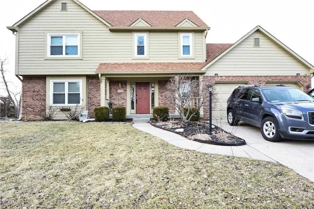 5740 Foolish Pleasure Lane Indianapolis, IN 46237 | MLS 21615938 Photo 1