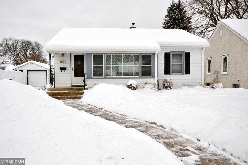 925 Nevada Avenue W Saint Paul, MN 55117 | MLS 5143129 Photo 1