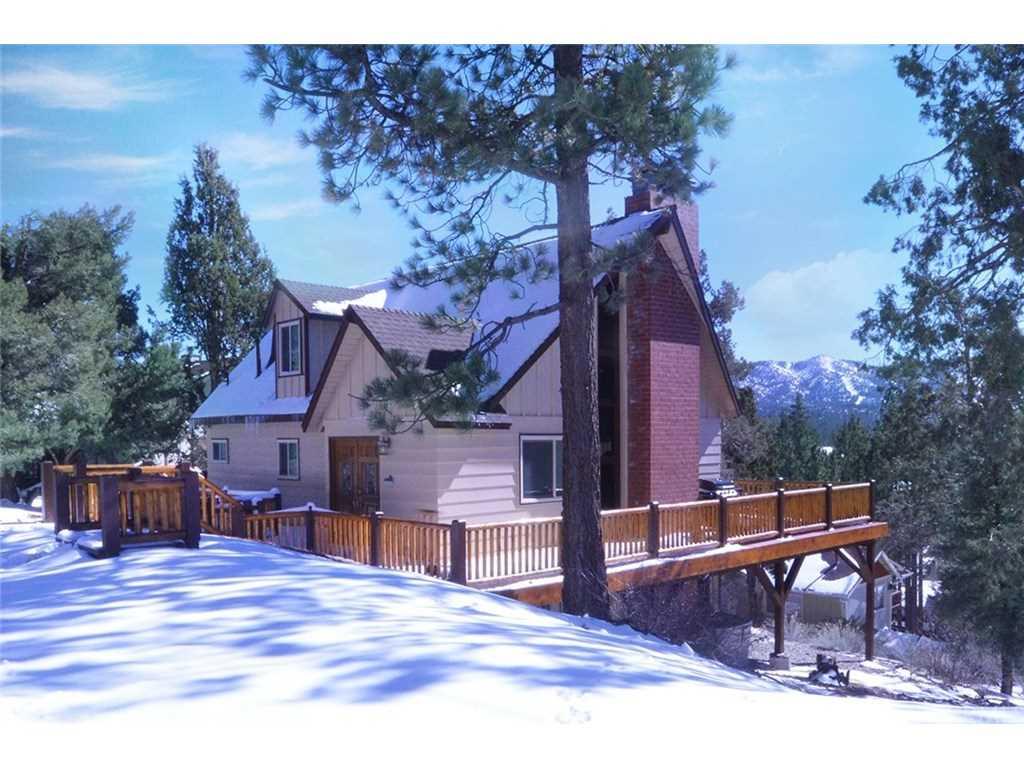 1161 Green Mountain Drive Big Bear, CA 92314 | MLS PW19031534 Photo 1
