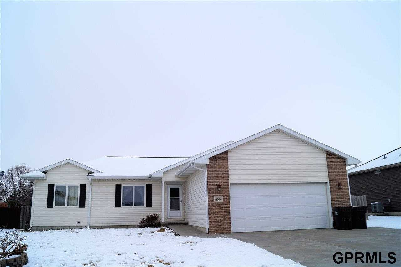 14320 Bailie St Waverly, NE 68462 | MLS 21902640 Photo 1