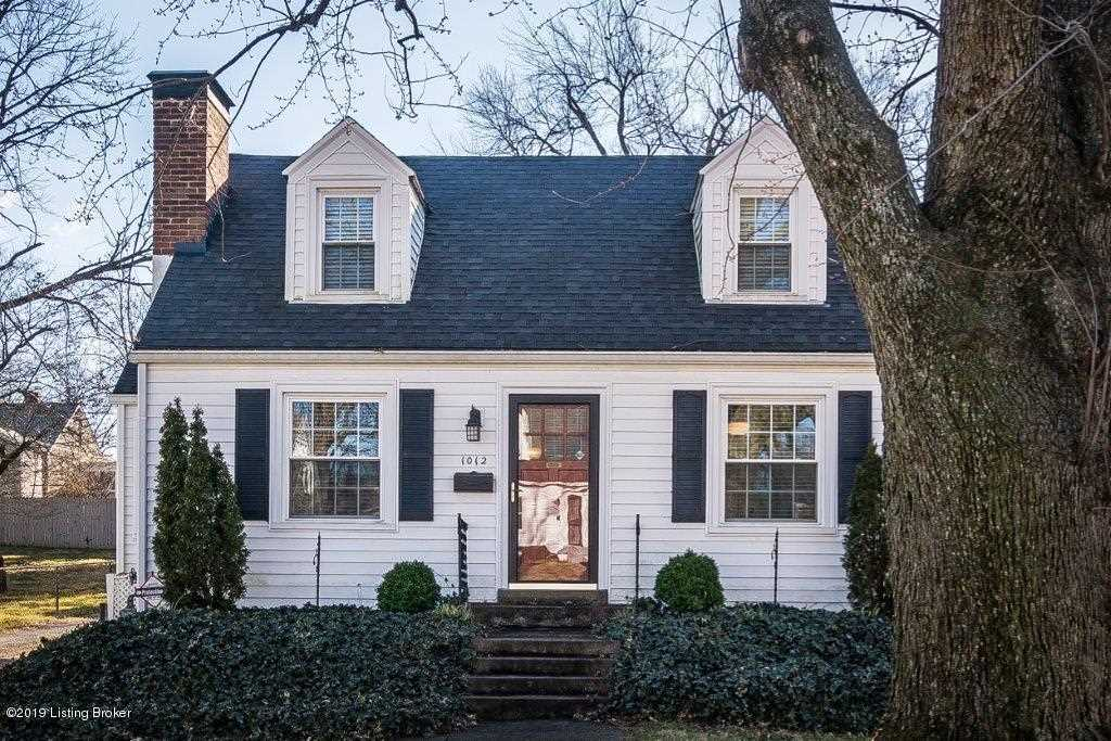 1012 Parkway Dr Louisville, KY 40217 | MLS 1522449 Photo 1