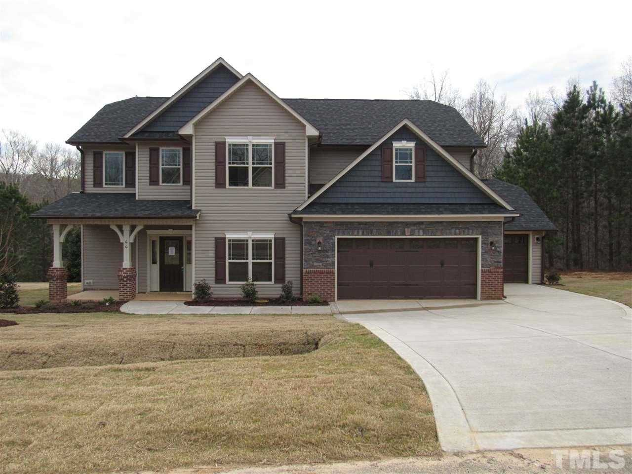 66 Northcliff Court Clayton, NC 27527 | MLS 2226199 Photo 1