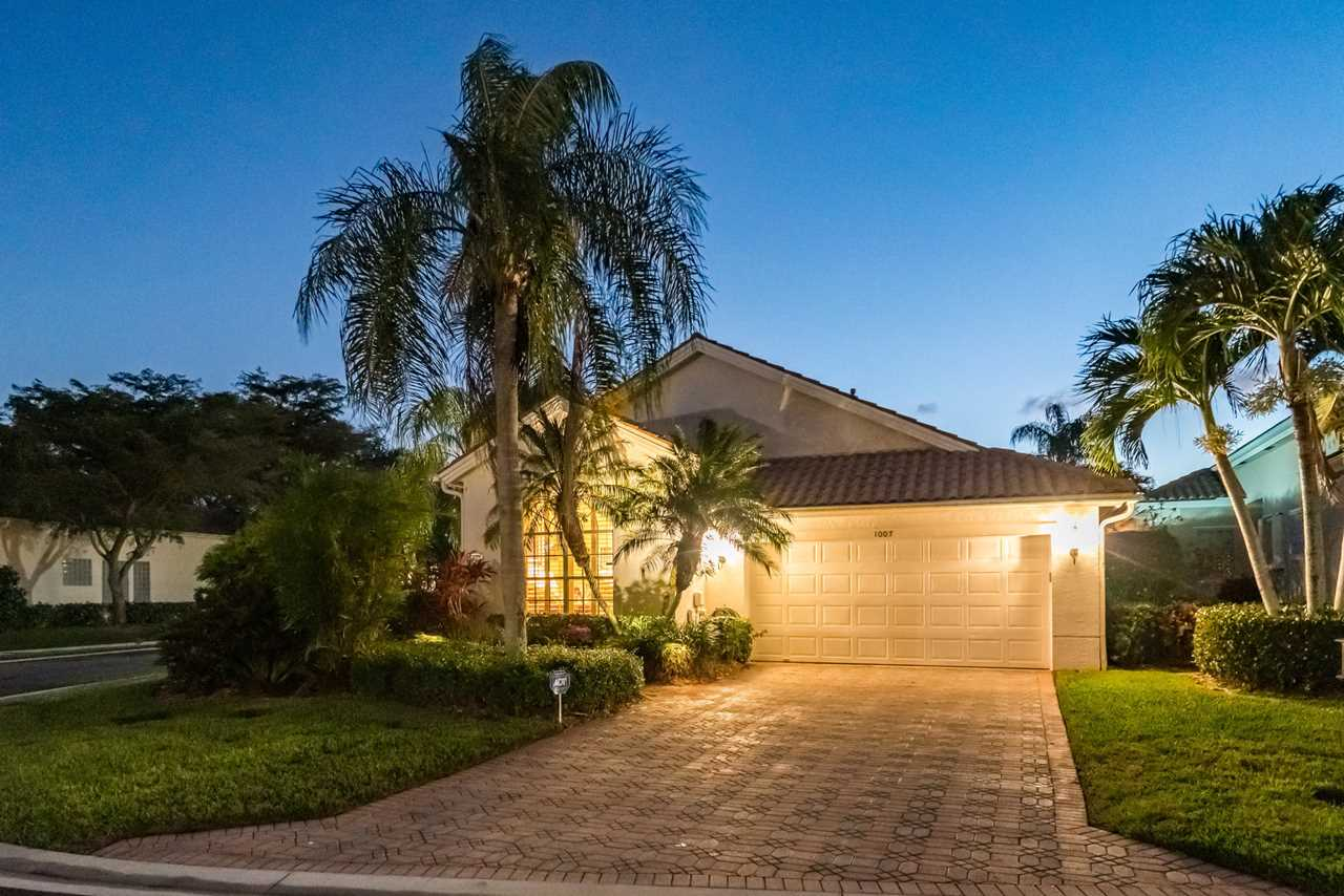 1007 Diamond Head Way Palm Beach Gardens, FL 33418 | MLS RX-10504246 Photo 1