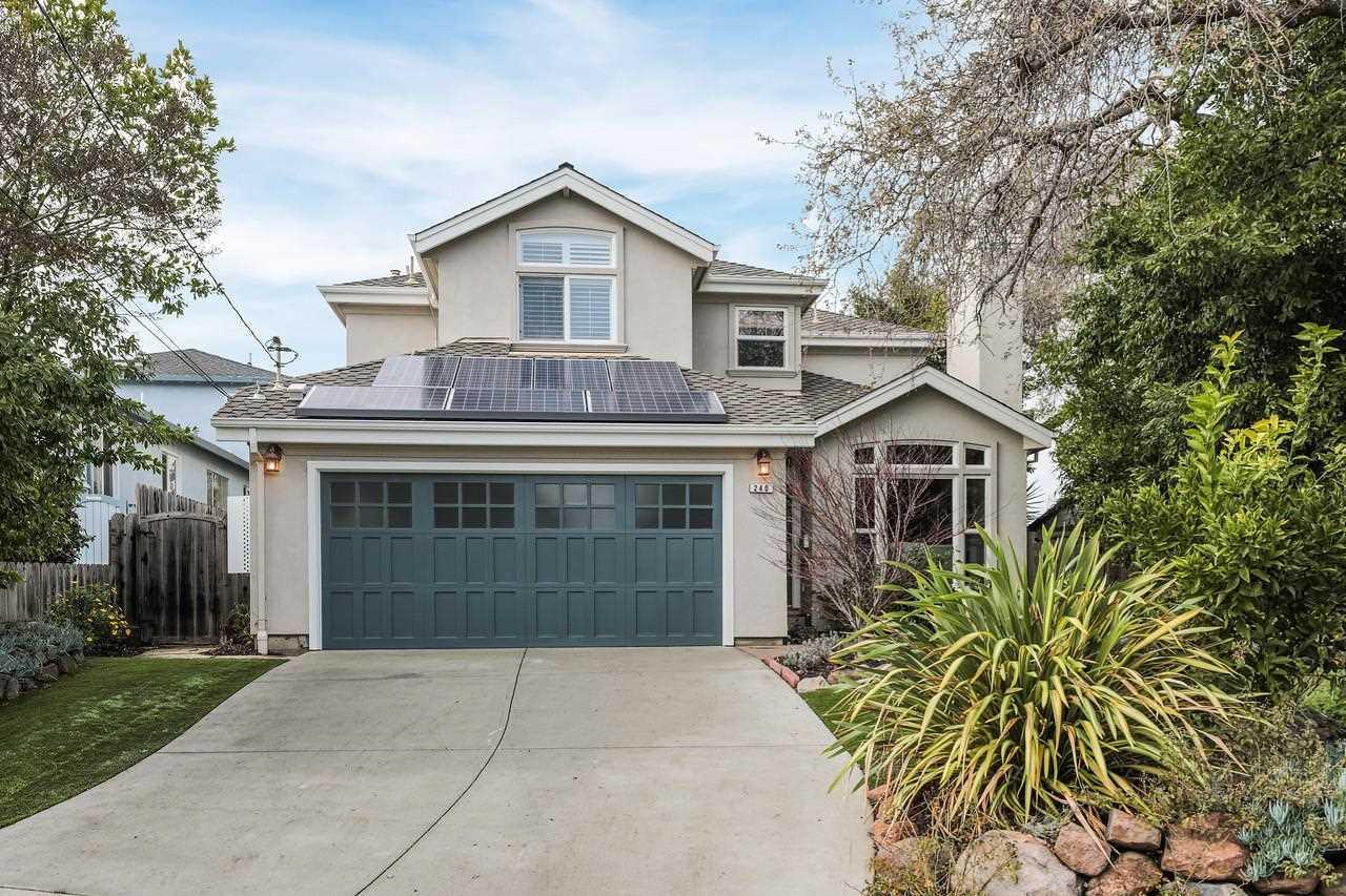 240 Edgehill Dr San Carlos, CA 94070 | MLS ML81734654 Photo 1