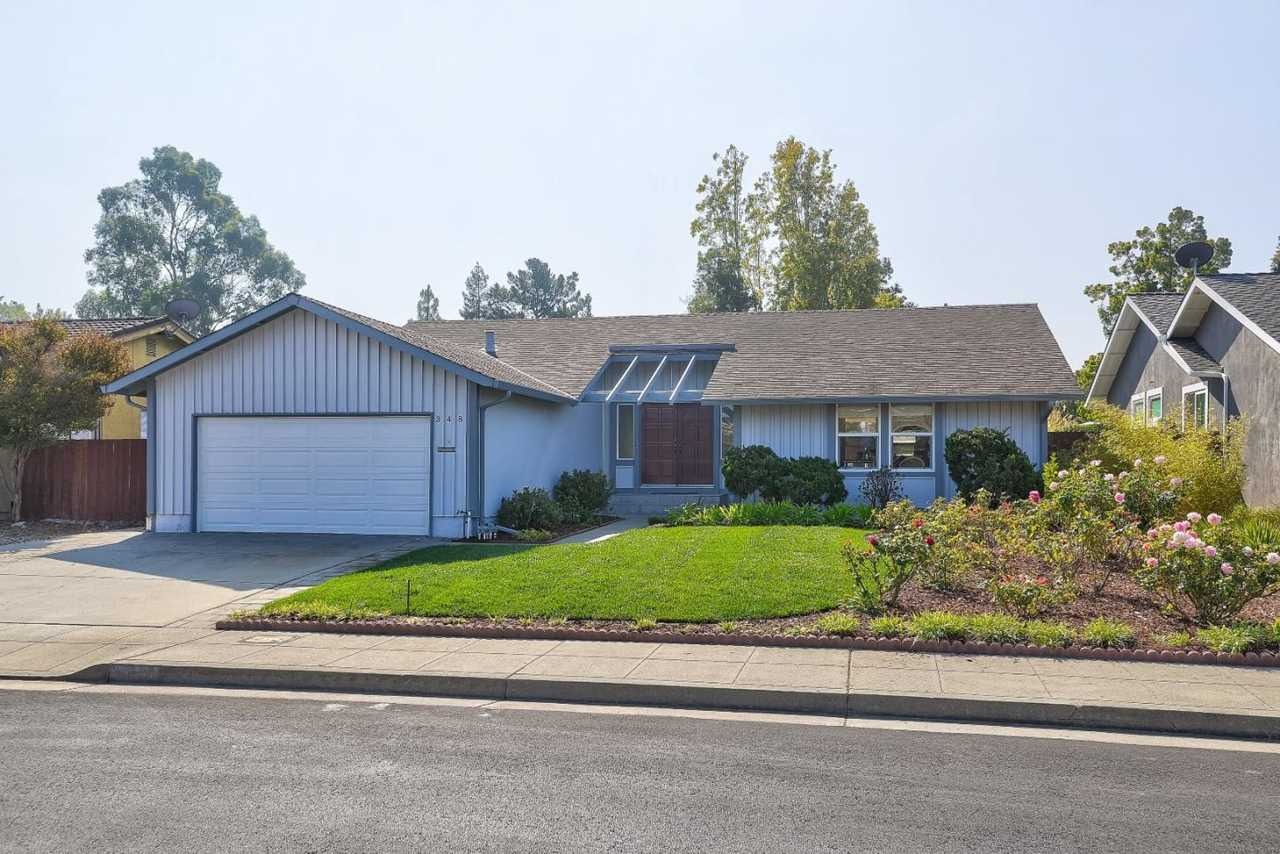 348 Bowsprit Dr Redwood Shores, CA 94065 | MLS ML81728343 Photo 1
