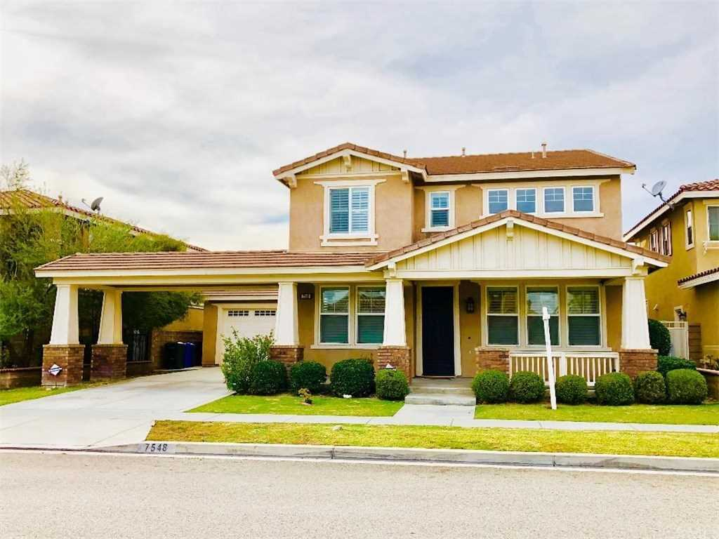 7548 Calistoga Place Rancho Cucamonga, CA 91739 | MLS TR18295347 Photo 1