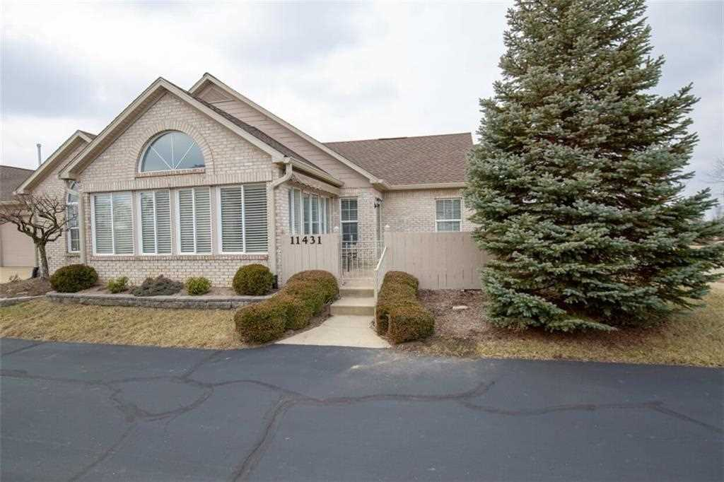 11431 Winding Wood Drive #29 Indianapolis, IN 46235 | MLS 21618502 Photo 1