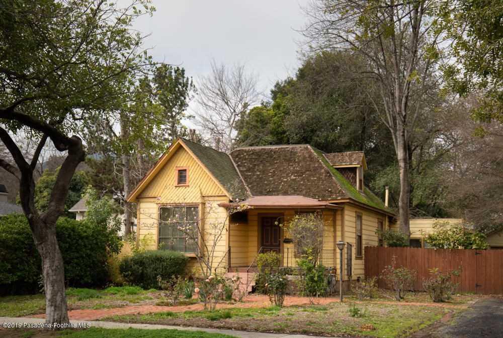 1415 Ontario Avenue, Pasadena, CA 91103 | MLS #819000917  Photo 1