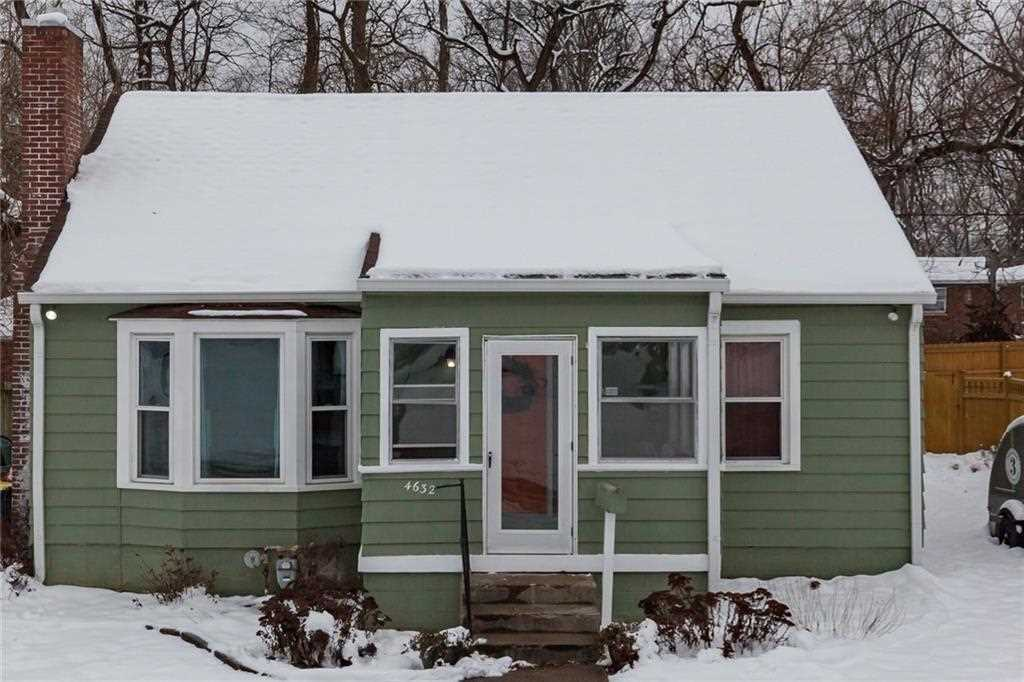 4632 Haverford Avenue, Indianapolis, IN 46205   MLS #21617365 Photo 1