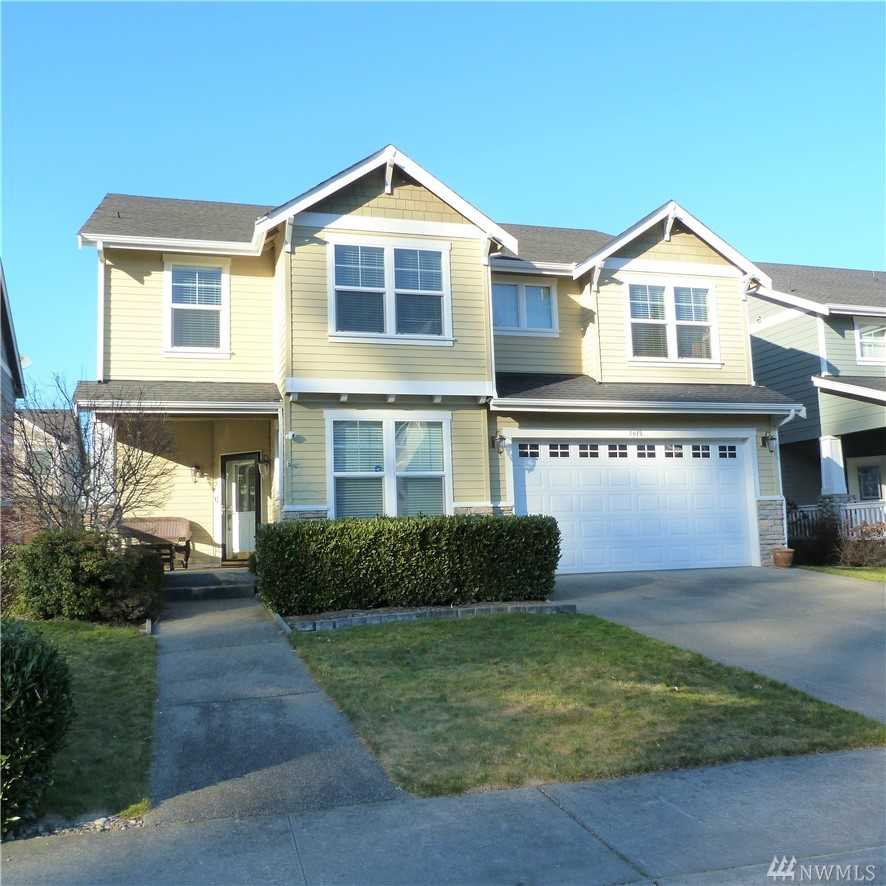 High Street Market Architectural Trim Wainscoting: 4615 205th St Ct E Spanaway, WA 98387