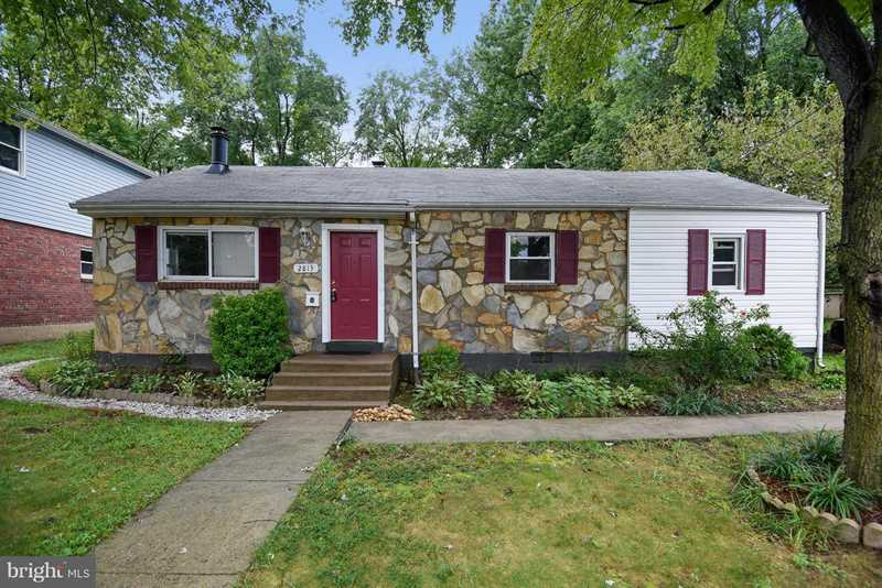2813 Lee Ave Alexandria VA 22306 - MLS #VAFX906616 Photo 1
