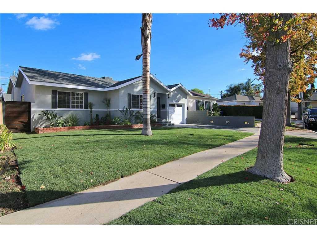 5636 Lasaine Avenue, Encino, CA 91316 | MLS #SR19030358  Photo 1