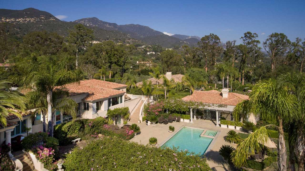 1417 E Mountain Dr Montecito, CA 93108 | MLS 18-564 Photo 1