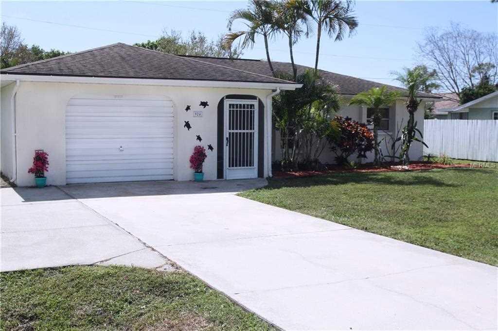 924 E Seminole Drive Venice Fl 34293 Mls N6104505