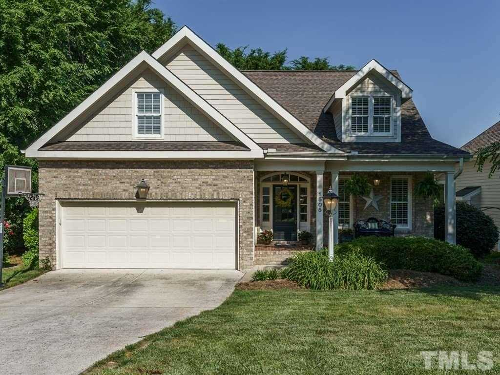 1505 Heritage Links Drive Wake Forest, NC 27587 | MLS 2191198