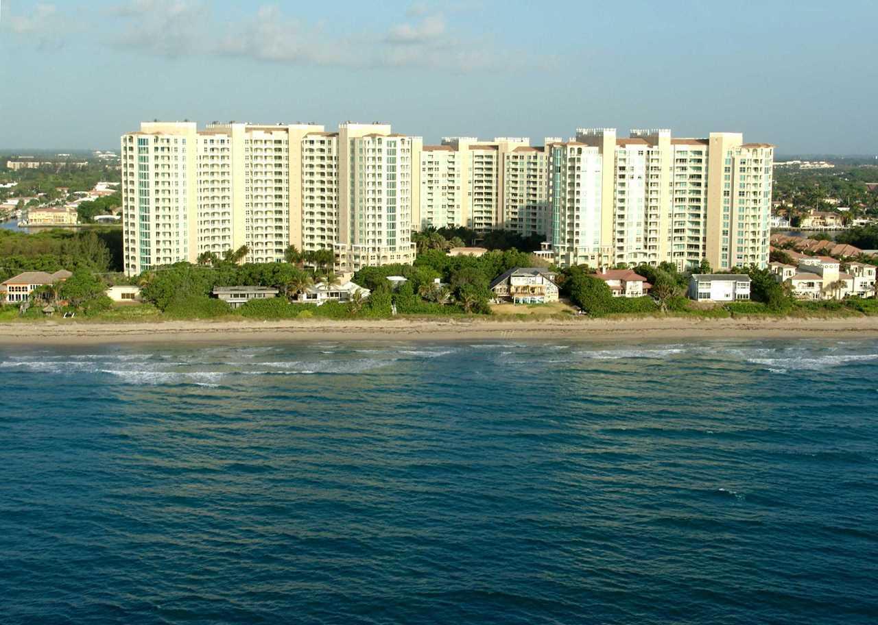 3740 S Ocean Boulevard #1205 Highland Beach, FL 33487 | MLS RX-10508657 Photo 1