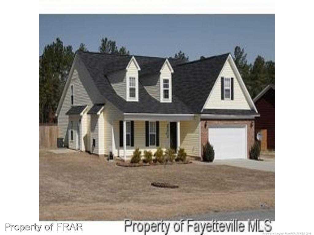 261 Bonney Ln Fayetteville, NC 28306   MLS 554368 Photo 1