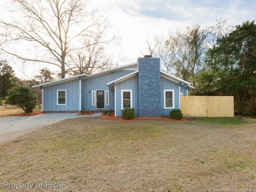 1007 Landau Rd Fayetteville, NC 28311 | MLS 554429 Photo 1