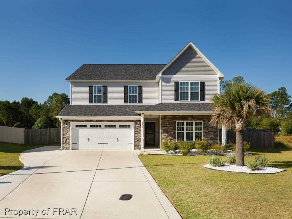 2828 Mosquera Dr Fayetteville, NC 28306 | MLS 549138 Photo 1