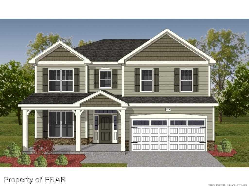 5709 Pondhaven Dr Fayetteville, NC 28314   MLS 554398 Photo 1