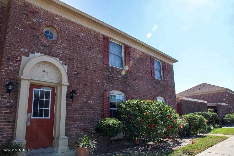 911 S Colonial Court #B Indian Harbour Beach, FL 32937 | MLS 839398 Photo 1