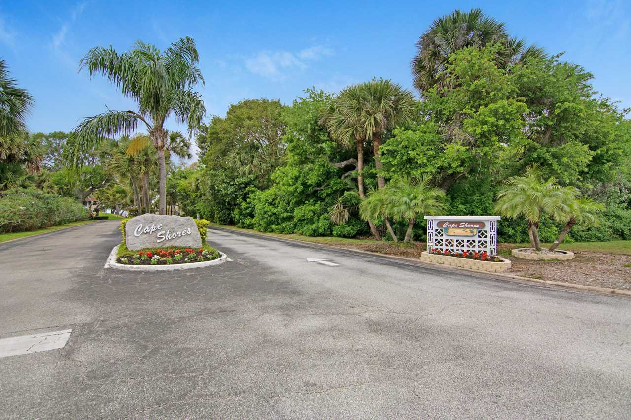 6590 Odyssey Street #11 Cape Canaveral, FL 32920 | MLS 839423 Photo 1
