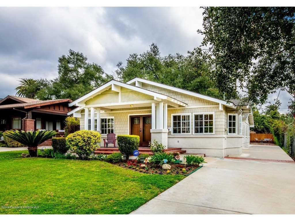 804 N Chester Avenue, Pasadena, CA 91104 | MLS #819001121  Photo 1