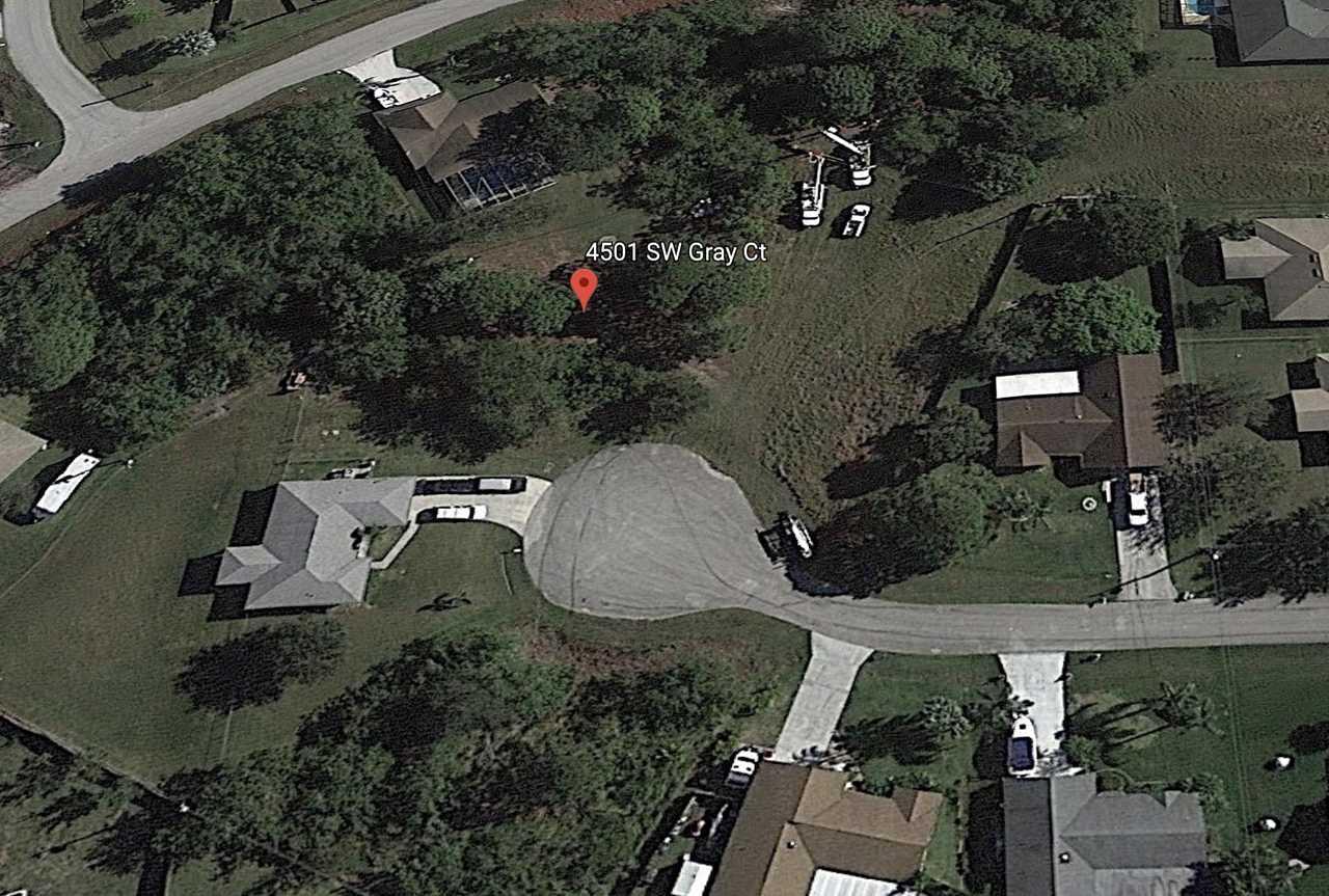 4501 SW Gray Court Port Saint Lucie, FL 34953   MLS RX-10512890 Photo 1