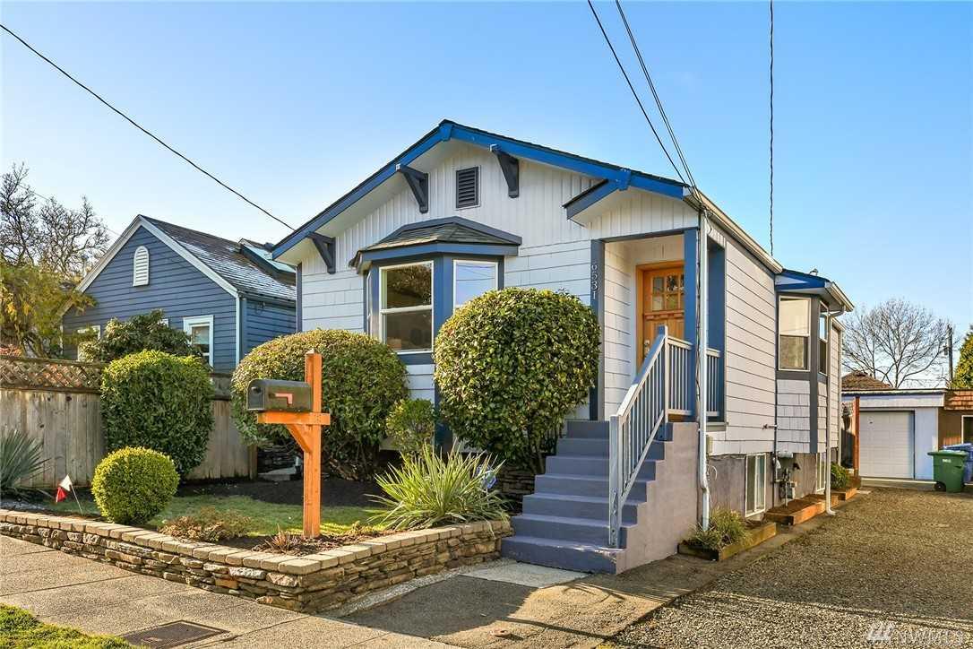 6531 Chapin Place N Seattle, WA 98103   MLS ® 1390451 Photo 1