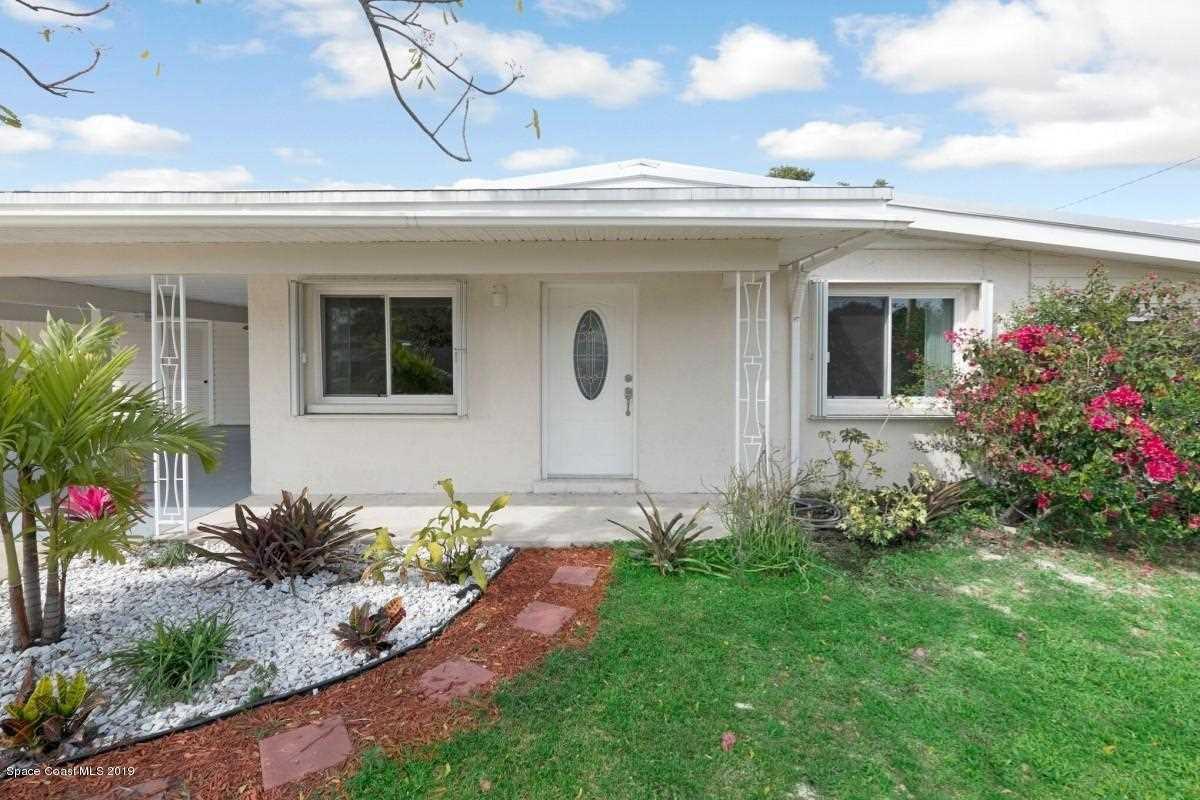 340 Belair Avenue Merritt Island, FL 32953   MLS 839576 Photo 1
